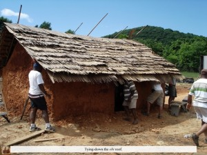 Igbo Village House